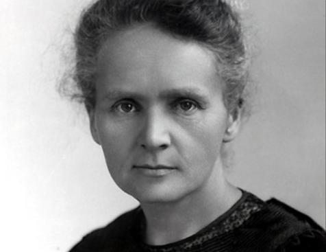 Portrait Marie Curie