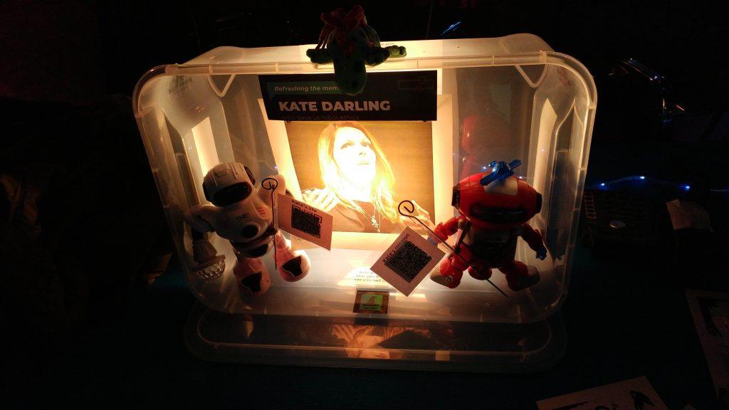 Memorial Kate Darling