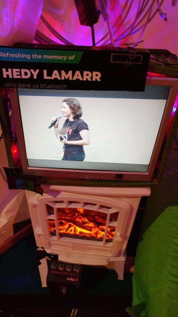 Memorial Hedy Lamarr