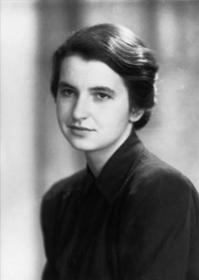 Portrait Rosalind Franklin